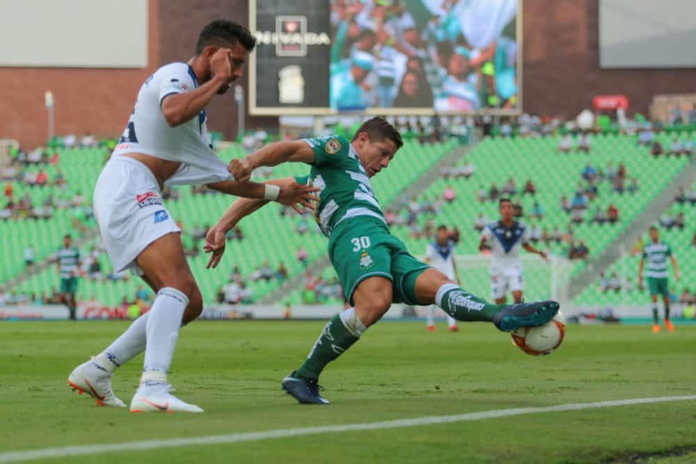J3 Santos 1-1 Celaya