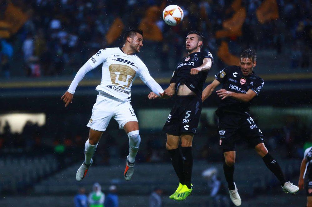 J3 Pumas vs Necaxa