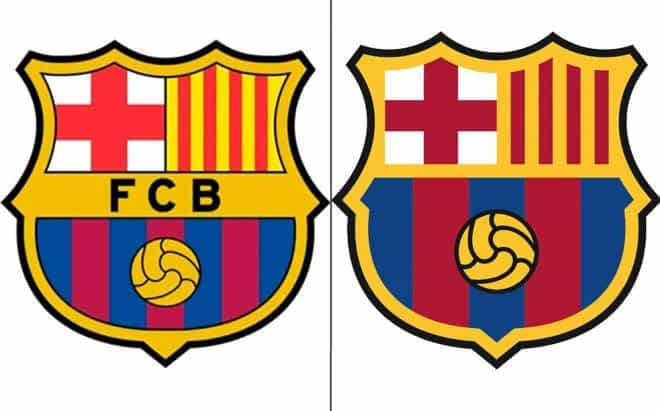 Barcelona modificará su escudo para la próxima temporada 3a985dd64a1b2