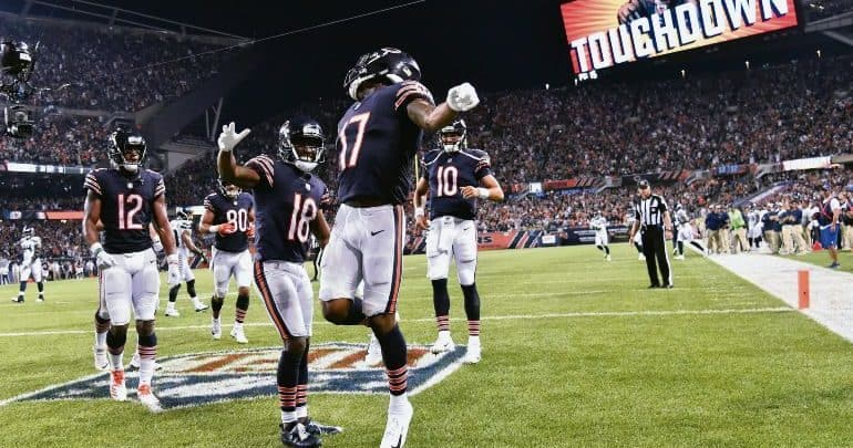 Bears y Mack rugieron con defensiva ante Seahawks en Chicago