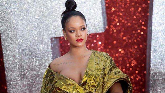 Rihanna es ya embajadora plenipotenciaria de Barbados