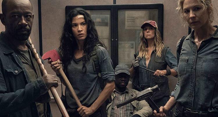 Fear the Walking Dead\' concluirá el lunes su cuarta temporada