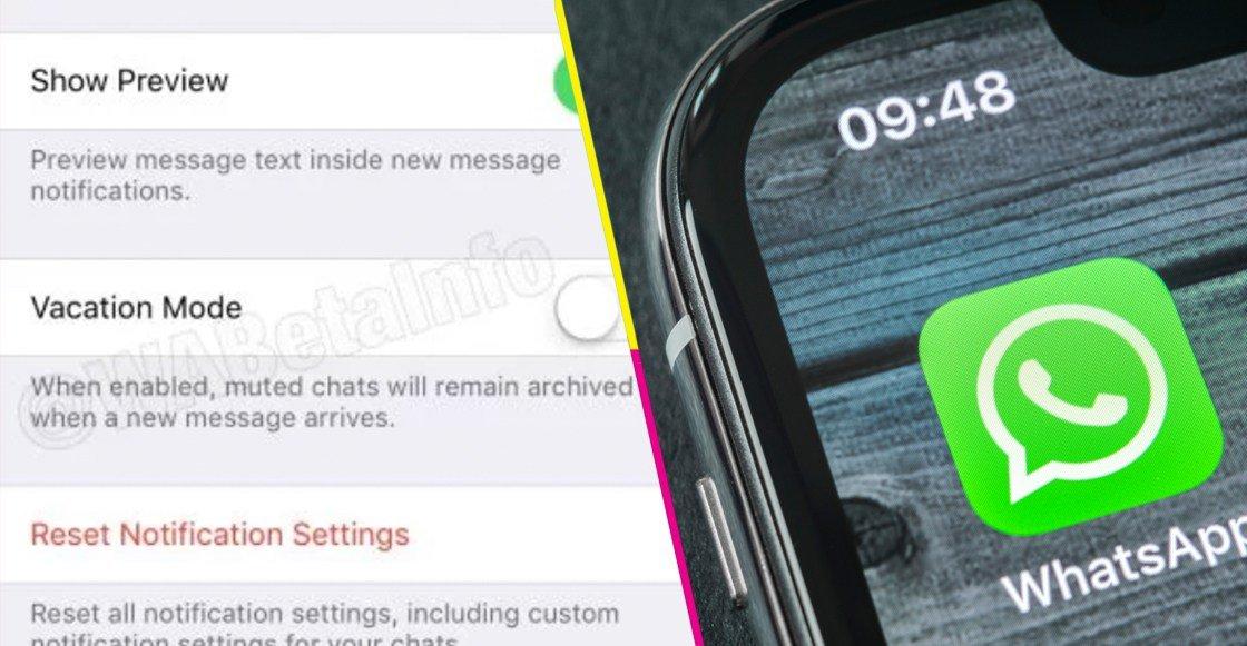 La actualización de Whatsapp para que no te molesten en ...