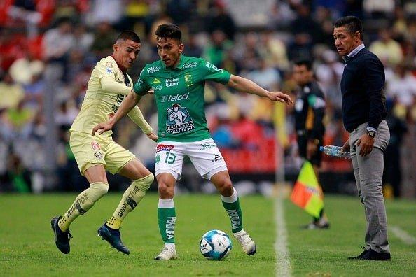 León golea 3-0 a las Águilas del América en la Liga MX