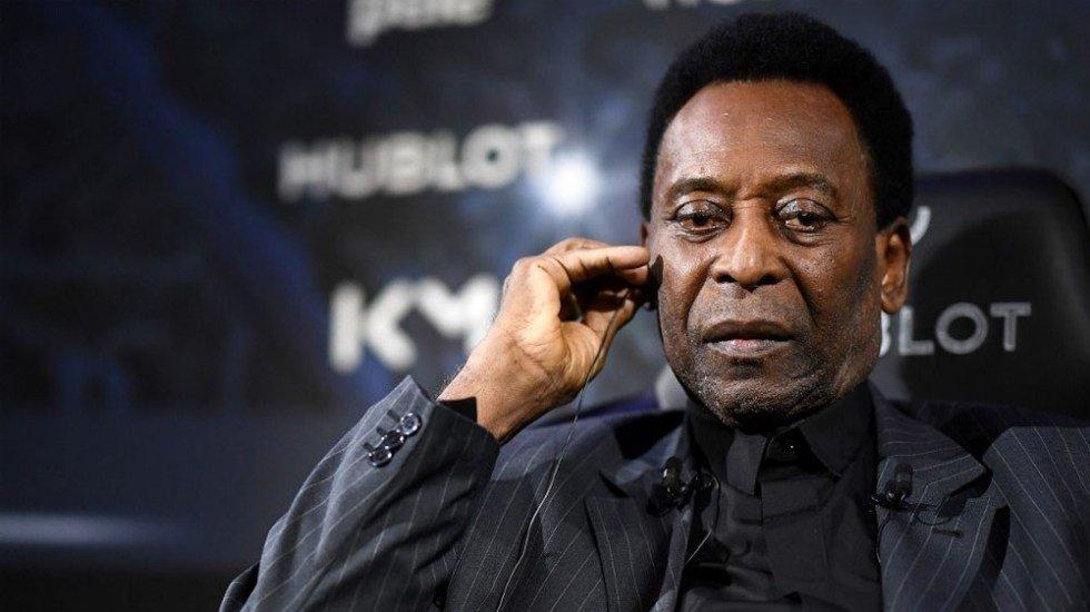 Pelé es internado en París y ya se encuentra fuera de peligro