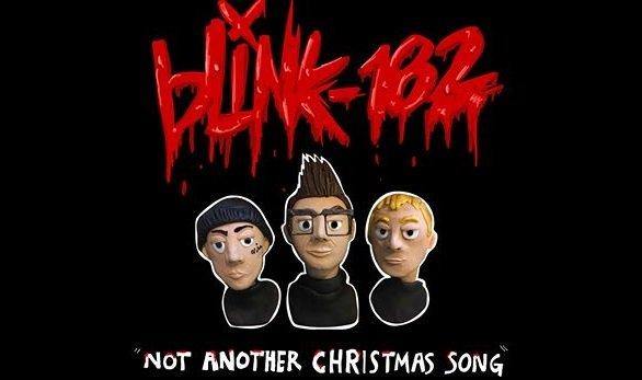 Blink-182 revela su nuevo tema 'Not Another Christmas Song'