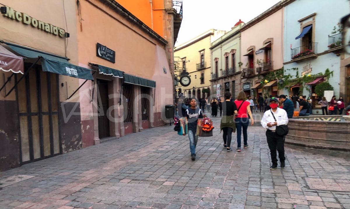 Entrará Querétaro en el Escenario C a partir de este lunes 21 de diciembre. Noticias en tiempo real
